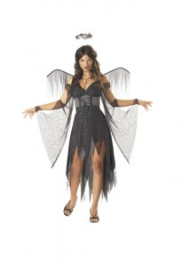 Fallen Angel Costume Ideas