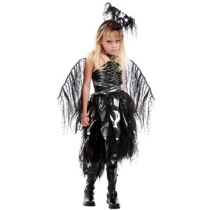 Fallen Angel Costume Kids