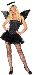 Fallen Angel Costume for Women