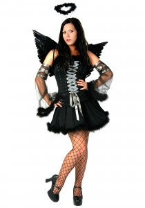 Fallen Angel Costumes Plus Size