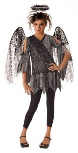 Fallen Angel Costumes for Girls