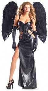 Fallen Angel Halloween Costume