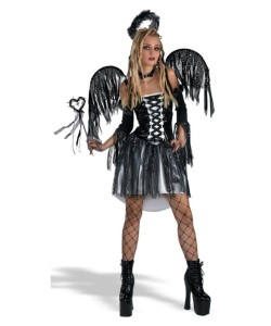 Fallen Angel Halloween Costumes