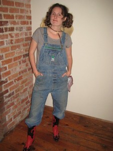 Farmer Costume Female