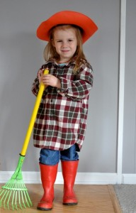Farmer Costume Ideas