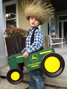 Farmer Costume Toddler
