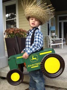Farmer Costume Toddler