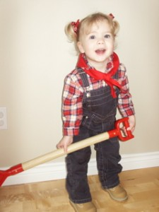 Farmer Costume for Kids