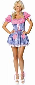 Farmer Girl Costume