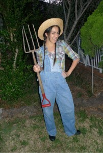 Farmer Girl Costume Ideas
