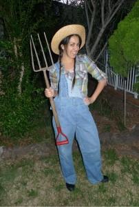 Farmer Girl Costume Ideas
