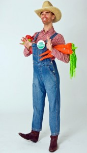 Farmers Costume