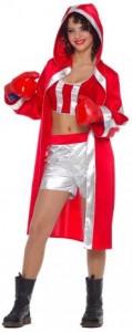 Female Boxer Costume