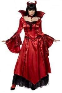Female Devil Costume