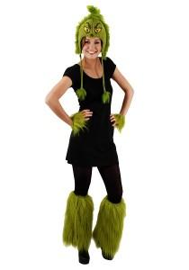 Female Grinch Costume