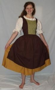 Female Hobbit Costume