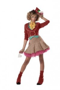 Female Mad Hatter Costume