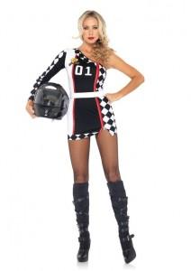 Female Race Car Driver Costume