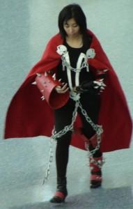 Female Spawn Costume