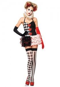 Female Villain Costume
