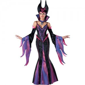 Female Villain Costume Ideas
