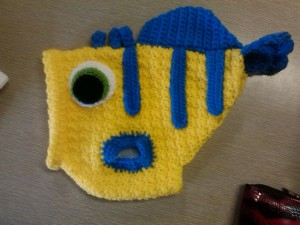 Flounder Costume for Toddler