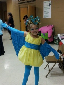 Flounder Costumes for Girls