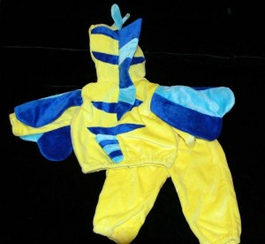 Flounder Infant Costume