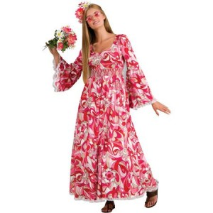 Flower Adult Costume