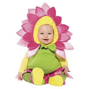 Flower Baby Costume