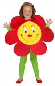 Flower Child Costume