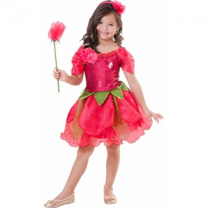 Flower Child Halloween Costumes