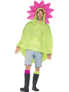 Flower Costume Adult