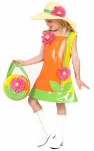 Flower Costumes for Girls