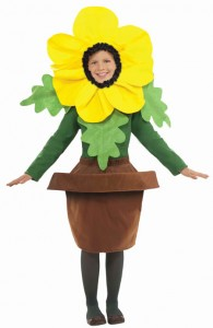 Flower Halloween Costume
