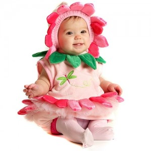 Flower Infant Costume
