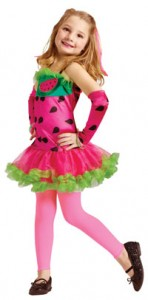 Food Costume for Girls