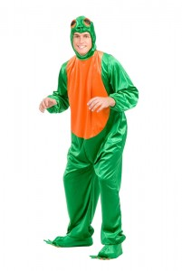 Frog Costume Adult