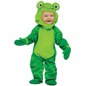 Frog Costume Pattern