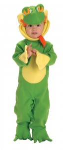 Frog Costume Toddler