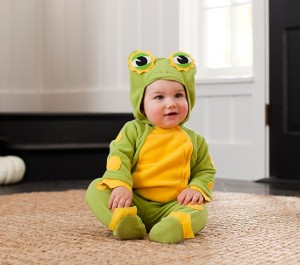 Frog Costume for Baby