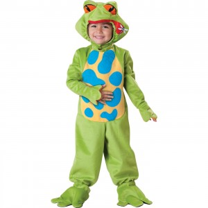Frog Costume for Kids