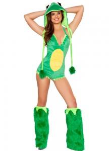 Frog Costume for Women