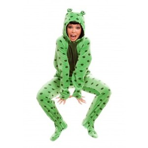 Frog Costumes for Adults