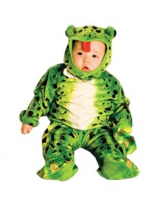 Frog Costumes for Babies