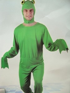 Frog Costumes for Mens
