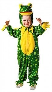 Frog Costumes for Toddlers