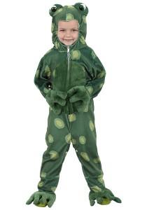 Frog Halloween Costume