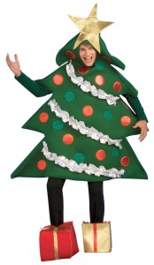 Funny Christmas Tree Costumes