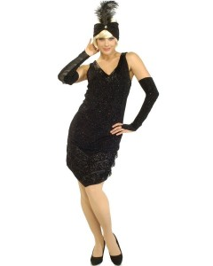 Gatsby Costume Women